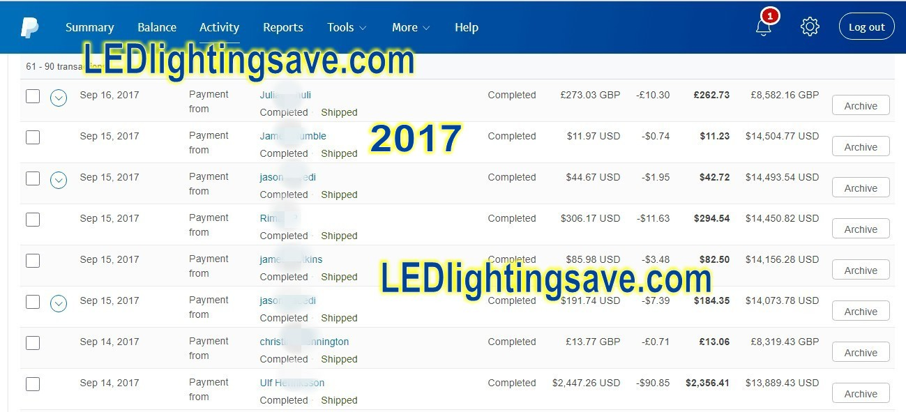 paypal_payment_to_ledlightingsave_for_led_light_controllers