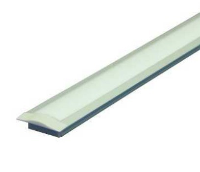 1 Meter 3.28 Ft Aluminium Profile Channel LED Cabinet Light Fixtures