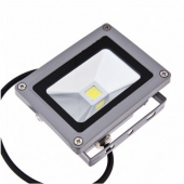 DC12V 10W 800Lm LED Flood Light White Warm White Outdoor Floodlight