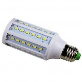 12W E27 5630 SMD Corn LED Lamp 60LEDs Energy Saving Bulb