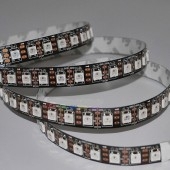 1Meters 96LEDs DC 5V WS2812b Addressable LED Flexible Strip Light
