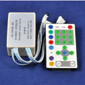 25 Keys 12V Horse Race IR Remote RGB LED Controller