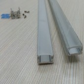 2 Meter Length Aluminum Channel LED Cabinet Light Bar Lights Fixtures