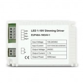 Euchips 40W 24V LED Constant Voltage Dimmable Driver EUP40A-1W24V-1