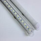 50cm DC 12V 5050 SMD 36 LED Rigid Strip Cabinet Light Bar Lamp