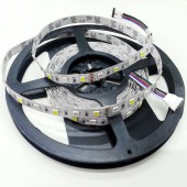 5 Meters 12V SMD 5050 RGBW LED Strip Light Non-Waterproof