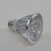 5W 5LEDs E27 GU10 MR16 Dimmable LED Lightbulb Spotlight