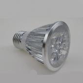 5W 5LEDs E27 GU10 MR16 Dimmable LED Lightbulb Spotlight