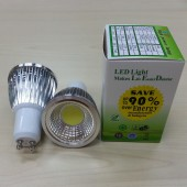 9W GU10 LED Bulb 120 Angle New COB Spotlight LED Lamp