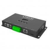LTECH ArtNet-SPI Control System Input 5-24VDC Artnet-SPI-4 Controller