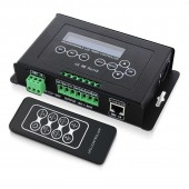 Bincolor BC-300 DMX 512 Signal Control Time Programmable Timer Light Led Controller