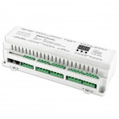 Bincolor BC-632-DIN 32CH DMX512 12V-24V Decoder Driver Led Controller