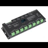D24A Skydance Led Controller OLED 24CH*5A 12-24VDC CV DMX Decoder