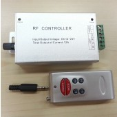 DC12-24V 12A Wireless LED RF Controller With 6 Keys Remote