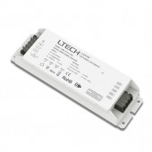 LTECH 12VDC DMX Intelligent Dimmable LED Driver DMX-75-12-F1M1 75W