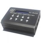 Leynew ARTNET-SD DMX Converter DMX400 Artnet Signal Input Andard DMX512 Signal