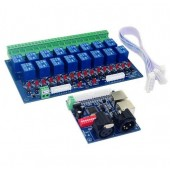 DMX-RELAY-16CH 16ch Relay Switch Dmx512 Controller