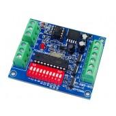 WS-DMX-3CH-BAN-V1 3CH Channel Dmx512 Led Decoder Controller