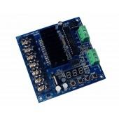 WS-DMX-D4CH 5-24v 4ch Dmx512 Console Led Decoder Digital Display Controller