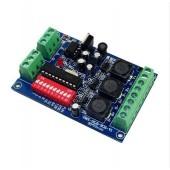 WS-DMX-HLB-3CH-V1 5-36v 350ma High-power 3ch DMX512 Decoder