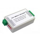 WS-DMX-XB22-3CH 5-24v 3ch Dmx512 Decoder Led Controller Decoder