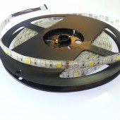Flexible 16.4 Ft 12V IP65/IP67 Waterproof 5050 RGBW LED Strip Light