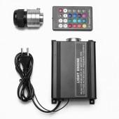 AC100-265V 16W RGB LED illuminator Fiber Optic Light Engine