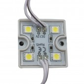 20pcs DC12V 5050 4 LED Modules IP65 Waterproof LED Modules