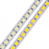12Vdc 16.4ft Flexible LED Strip 5054 SMD 5Meters Tape Light 120 Leds/M