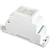 LTECH DIN-711-12A DIN-Rail 1-10V LED Dimming Driver 12-24V DC