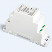 LTECH DIN-AMP-5A CV Power Repeater DIN Rail Dual-use DC5-24V Input