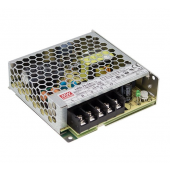 LRS-75 75W Mean Well Single Output Enclosed Switching Power Supply