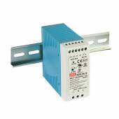 MDR-40 40W Mean Well Single Output Industrial DIN Rail Power Supply