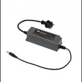 OWA-60E 60W Mean Well Single Output Moistureproof Adaptor Power Supply