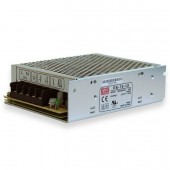 Mean Well RS-75 75W Single Output Enclosed Switching Power Supply