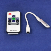 Mini LED RGB Controller With RF Remote Control For Led Strip