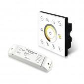 Bincolor Led P6X+R4-2.4G Wireless Multi-Zone CCT Panel DMX512 Controller
