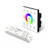Bincolor Led P7X+R4-CC-2.4G Wireless CC RGB Panel DMX512 4CH 12V-48V Controller