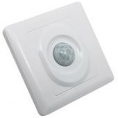 PIR Sensor Human Induction Switch Wall Mount LED Controller