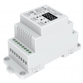 S1-DR kydance DMX512 LED Controller AC100v-240v DIN rail 2 Channel AC Triac DMX Dimmer