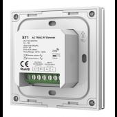 ST1 Skydance Led Controller 1CH*1.2A AC Triac Rotary Glass Panel Dimmer