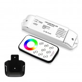 Bincolor T3-R4 Wireless Remote Dimmer Receiver Set 12v-24v Led Controller