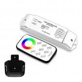 Bincolor T4-R4 Wireless Remote Dimmer Receiver Set 12v-24v Led Controller