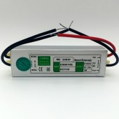 Waterproof DC 12V 15W Power Supply AC to DC Transformer