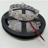 White/Warm White 16.4Ft 24V 5050 Flexible LED Strip Light 5M 300Leds
