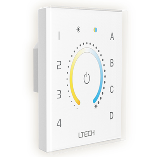 EDT2 LTECH DALI Touch Panel Led CT Control