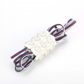 20pcs RGB LED Module 3LEDS/pcs Waterproof SMD 3030 Injection Light