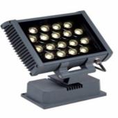 18W IP65 Waterproof RGB LED Spotlight Project Light DMX Floodlight