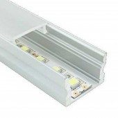 1 Meter Length LED led Aluminium Diffuser 3.28 Ft Aluminium Channel