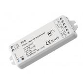V2-S Skydance Led Controller 1CH*5A 12-24VDC 2-Wires WW+CW CCT CV Controller